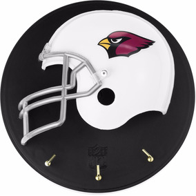 Casco Nfl Porta Llaves Cardenales Arizona Cardinals Nfl44
