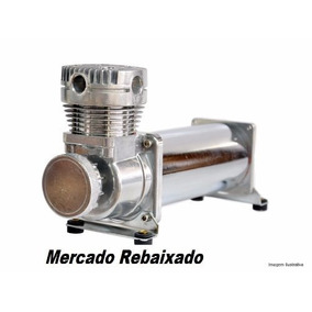 Compressor 480c Suspensao A Ar 100% 200psi O Chefao