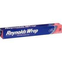 Reynolds Wrap Papel De Aluminio De 75 Pies Cuadrados