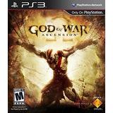 Ps3 God Of War Ascension