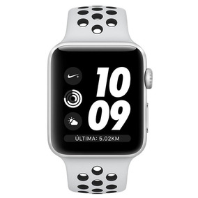 f9801e3c8a8 Pulseira Relogio Nike Triax Swift Adx. 2 vendidos - São Paulo · Apple Watch  Nike+ S3 42mm Mql32cl Platinum Novo Original