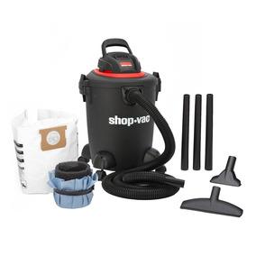 Aspiradora Shop Vac 2 Hp 6 Galones 22.7 Litros Quiet Plus