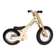 Bicicleta Madera 1.5 A 5 Años Balance Entrenadora Equilibrio