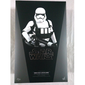 Heavy Gunner Stormtrooper (first Order) - 1/6 - Hot Toys