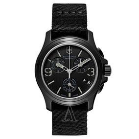 Reloj Hombre Victorinox Swiss Army Con Cronografo 241534