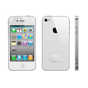 Iphone 4 8gb Original Apple Branco 3g Desbloqueado Seminovo