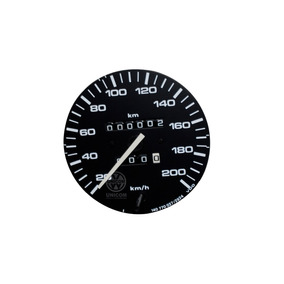 Velocímetro 200km C/ Odômetro Gol/ Parati 1.6/1.8 95/ Ori