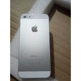Vendo Mi Iphone 5 64 Gb Libre Icloud Como Nuevo 9.5 De 10