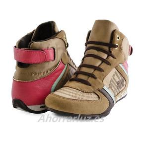 Zapato Tenis Para Dama 18 Forever