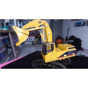 Maquina Cartelpillar A Escala Mol 5080 De Colletion Metalica