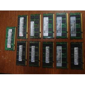 Pente De Memória ( Memoria Ram ) 1gb Ddr2 5300s