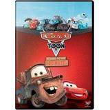 Dvd Cars Toon - As Grandes Histórias Do Mate