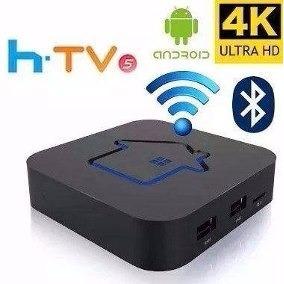 Decodificador H-tv 5 Wifi 4k