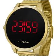 Relógio Feminino Lince Original C/ Nota Fiscal  Sk43