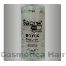 Botox Secret Hair Máscara Reconstrutora 1kg - Pronta Entrega