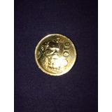 Moneda 100 Pesos 1990