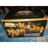 Caballeros Dorados Paquete De 12 Model Kit Geminis Leo Aries