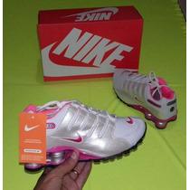 Nike Feminino 4 Molas ( Importado )