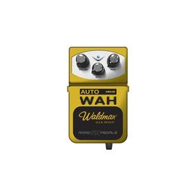 Pedal Auto Waldman Awh-3rawh-3r Wah Para Guitarra