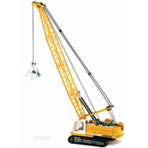 Siku Cable Excavadora Liebherr 1/50 Metal Oruga Hule Diecast