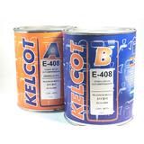 Pintura Epoxi Duo Caño Gas Metal Piso Autoimprimante X Lt