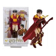 Boneco Harry Potter: Harry Potter Quadribol Mattel