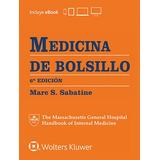 Sabatine Medicina De Bolsillo 6°ed 2017