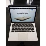 Macbook Pro A1502 Corei7 3.1 Ghz Retina 13
