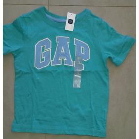 Camiseta Infantil Gap Original Importado Eua