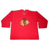 Camiseta De Nhl - Xl - 18 - Chicago Black Hawks - Pa 0d68b27a67a