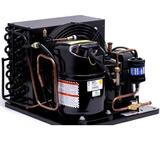 Unidad Condensadora Compresor 1 Hp 220v Conservación