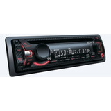 Autoestereo Sony Cdx-g1150u 55wx4 Am/fm Cd Usb Mp3 Aux