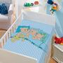 Cobertor Jolitex Infantil Berço Bebê Tradicional Soninho