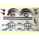 Doble Eje Fiat C/elásticos+balancín+acc P/trailer -kit 17