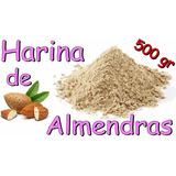 Harina De Almendras Organica 100 X100