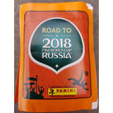 Figuritas Road To Russia Fifa World Vip 2018 Pack X 25