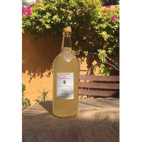 Vinagre De Manzana Natural Probiotico Artesanal