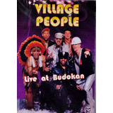 Village People Live At Budokan Concierto Musical Dvd