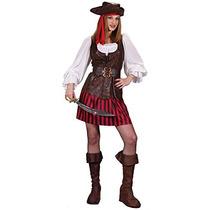 Disfraz De Pirata Sexy Para Mujer Talla S