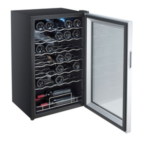 Cava De Vinos Wine Collection Wc-34 Capacidad 34 Botellas