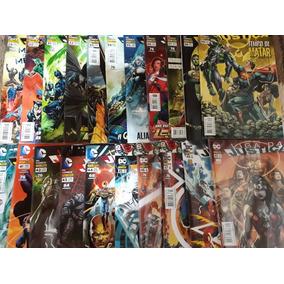 Liga Da Justiça - Novos 52 - Coleção