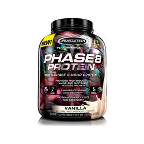 Proteína Phase 8 4.5 Lb Vainilla