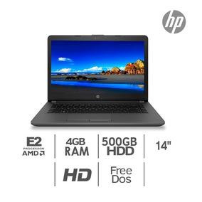 Laptop Hp 245 G6 14 , 4 Gb Ram - 500 Gb Dd Nueva