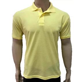 Camisa Gola Polo Várias Marcas Grifes Amarelo Promoção f4ad316bfc6