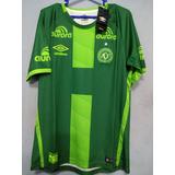 Camiseta Chapecoense 2016. Nuevo Colección Umbro - Brasil