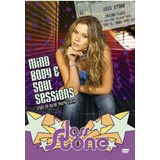 Dvd Joss Stone - Mind Body & Soul Sessions Live Ion New York