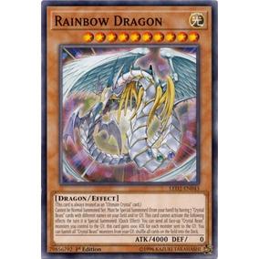 Dragão Arco-íris Português Yugioh Gx