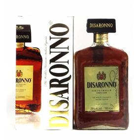 Licor De Amêndoas Amaretto Disaronno 700ml Frete Gratis
