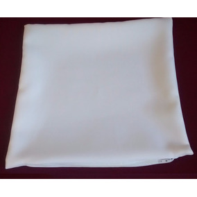 30 Capas Almofada Em Oxford 30x30 Branca - Sublimação