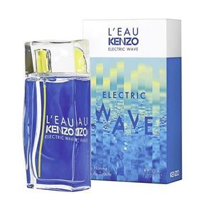 Perfume L´eau Kenzo Electric Wave Homme Edt 50ml